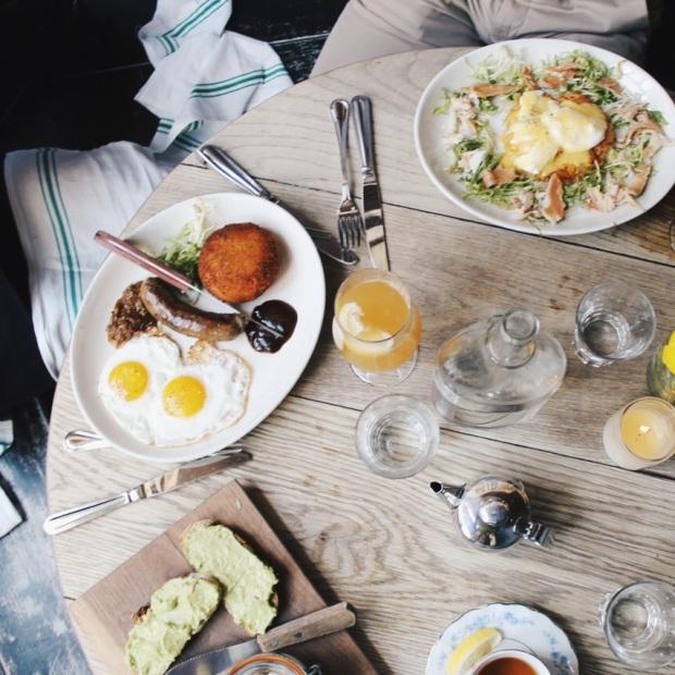 Table Spread (PC: Stephanie Z.)
