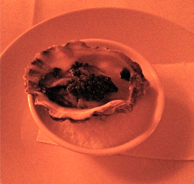 Complimentary: Oyster
